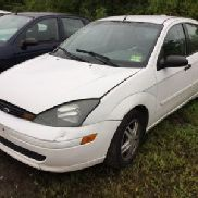 2003 Ford Focus 4-Door Sedan (123982)