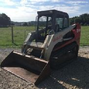 2004 Takeuchi TL150 Crawler Skid Steer Loader (124121)