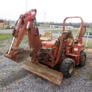 1997 Ditch Witch 3500 Trencher (124193)