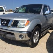 2005 Nissan Frontier Extended-Cab Pick-Truck (124365)
