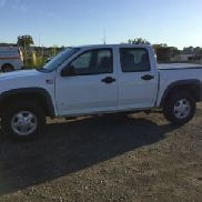 2007 Chevrolet Colorado 4x4 Crew-Cab Pickup Truck (124952)
