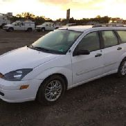 2003 Ford Focus 4-Door Station Wagon (124970)