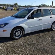 2003 Ford Focus 4-Door Sedan (124971)