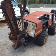 2000 Ditch Witch 410SXD Walk neben Gelenk Combo Trencher / Vibrations Kabel Pflug (125300)