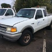 1994 Ford Ranger 4x4 Extended-Cab Pickup Truck (126239)