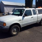 2002 Ford Ranger 4x4 Extended-Cab Pickup Truck (126258)