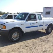 2001 Ford Ranger 4x4 Extended-Cab Pickup Truck (126348)