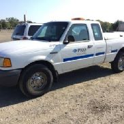 2001 Ford Ranger 4x4 Extended-Cab Pickup Truck (126357)