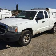 2005 Dodge Dakota 4x4 Extended-Cab Pickup Truck (126494)