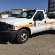 2003 Ford F350 Dual Wheel Pickup Truck (126498)