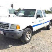 2003 Ford Ranger 4x4 Extended-Cab Pickup Truck (126548)