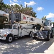 2005 Terex RT230 Hydraulic Rough Terrain Crane (126704)