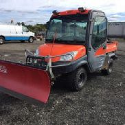 2007 Kubota RTV1100 4X4 All-Terrain Vehicle (126949)