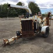 "2008 Altec Environmental Products DC1217 Chipper (12 ""Disc) (127122)"