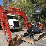 Kubota KX161-3 Super Series Mini-Hydraulikbagger (127488)