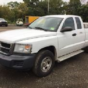 2008 Dodge Dakota 4x4 Extended-Kabine Pickup (127729)