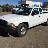2003 Dodge Dakota Extended-Cab Kleintransporter (127733)