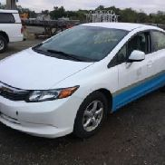 2012 Honda Civic 4-Door Sedan (127948)