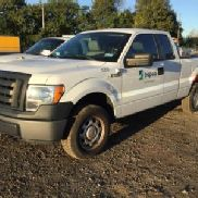 2010 Ford F150 4x4 Extended-Cab Pickup Truck (128219)