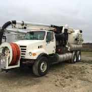 Vactor Vactor/Sewer & Jet Rodder System mounted on 1999 Sterling Acterra 6x6 Carrier (128890)