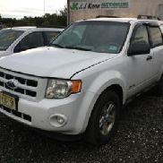 2009 Ford Escape Hybrid 4x2 4-Door Hybrid Sport Utility Vehicle (128917)