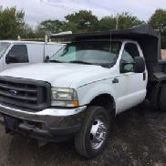 2003 Ford F450 Muldenkipper (129175)