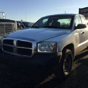 2007 Dodge Dakota Extended-Cab Pickup Truck (130180)