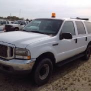 2004 Ford Exkursion 4x4 4-Türer Sport Utility Vehicle (130287)