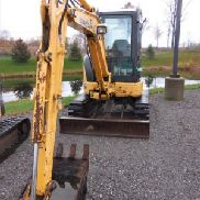 2005 Komatsu PC35MR-2 Mini Hydraulic Excavator (130528)