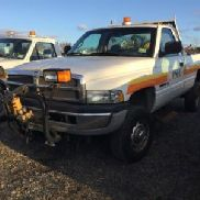 2001 Dodge 2500 RAM 4X4 Kleintransporter (131041)