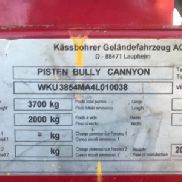 2004 PistenBully Cannyon All-Terrain-Bahnmaschine (131122)