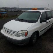 2007 Ford Freestyle Cargo Van (131274)