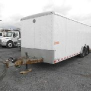 2006 Wells Cargo 18' T/A Enclosed Utility Trailer (131339)