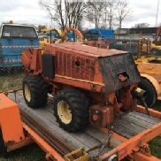 Ditch Witch 400SXD Walk Beside Articulating Cable Plow (132003)