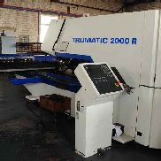 Hydraulic CNC coordinate punching press TRUMPF TC 2000 R