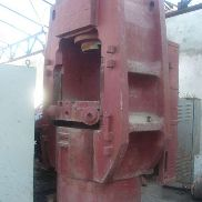 Hydraulic press for cold extrusion of relief cavity model P7644