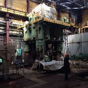 Hydraulic press for bandage rings UZTM mod. 9606.00