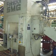 Fine blanking press SMG FEINTOOL HFA 6300