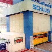 Automatic transfer press SCHULER TBS3-3500-6-2000