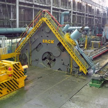 Radial forging machine SACK RKM 800