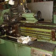 High-precision screw-cutting lathe WEILER Condor 81