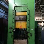 Knuckle joint cold extrusion press BARNAUL K0036