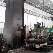 Horizontal boring machine SKODA W160HA