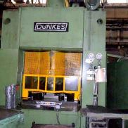 Hydraulic double-sided press DUNKES HD 400