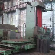 Horizontal boring machine SKODA W200