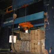Hydraulic straightening press ZDAS CDN-400C