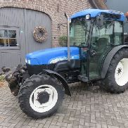 NEW HOLLAND TN95 FA