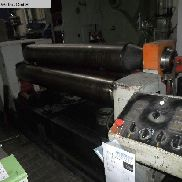 PIESOK - XZMP 2000/8 C (three-roll bending machine -)
