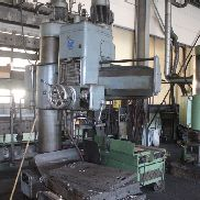 Radial drilling machine - WEBO - BR 40