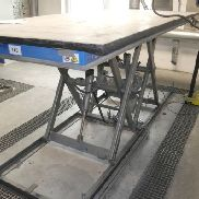 hydraulic scissor lifting table Bolzoni-Auramo A505E03008W
